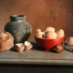 Brot und Eier