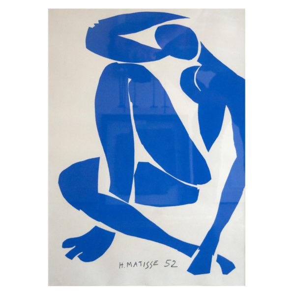 Henri Matisse - Blue Nude