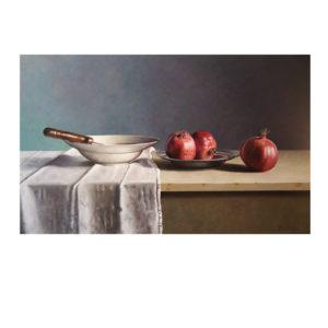 Frank Beuster - Granatäpfel