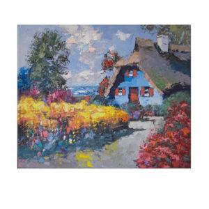 Frank Wagner - Blaues Haus