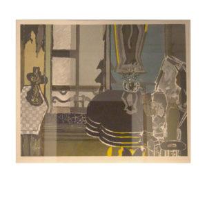 George Braque - Le Salon