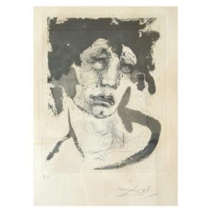 Salvador Dali - Portrait des Sigismund