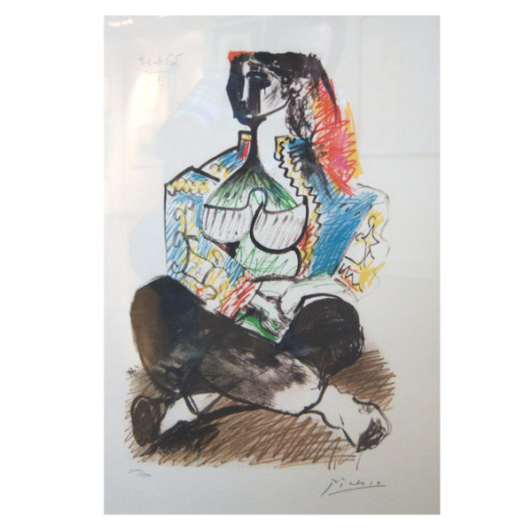 Pablo Picasso - Carnet de la Californie VII