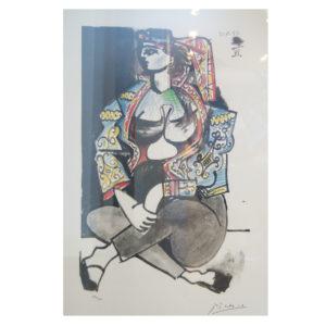 Pablo Picasso - Carnet de la Californie VI