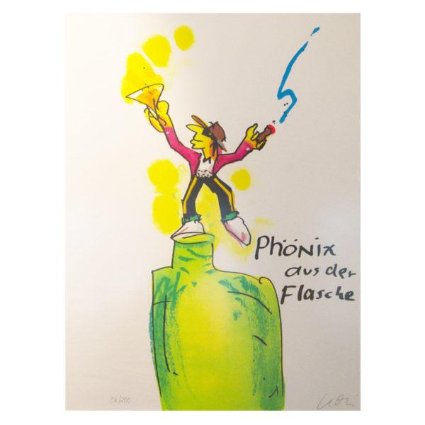 Udo Lindenberg - Phönix aus der Flasche