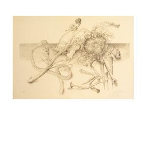 Günter Grass - Sonnenblume