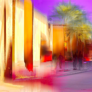 Jens-Christian Wittig - Marrakech Light and Shade