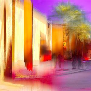Jens-Christian Wittig - Marrakech Light and Shade