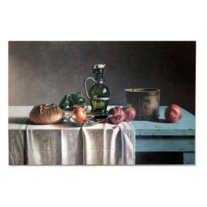 Frank Beuster - Gedeckter Tisch