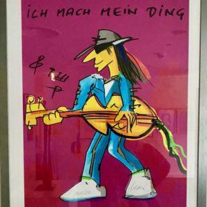Udo Lindenberg - Ich mach meine Ding (Gitarre)