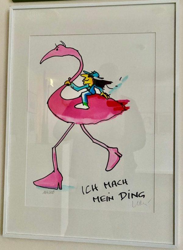 Udo Lindenberg - Ich mach mein Ding (Flamingo)