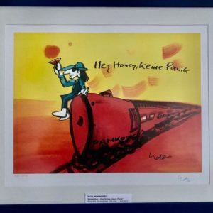 Udo Lindenberg - Hey Honey, keine Panik