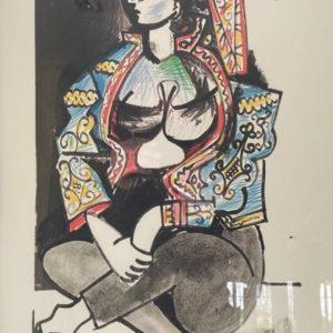 Pablo Picasso - Türkische Frau