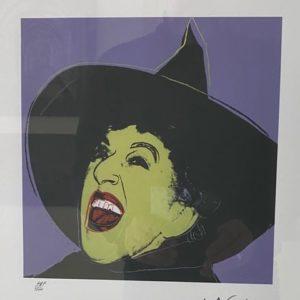 Andy Warhol - Die Hexe