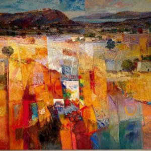 Mario Malfer - Italienische Landschaft