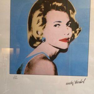 Andy Warhol – Portrait