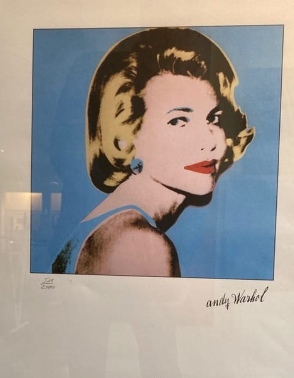 Andy Warhol – Portrait