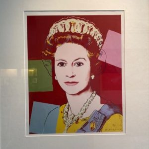 Andy Warhol – The Queen