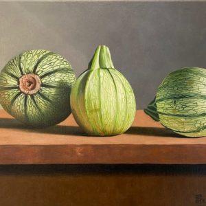 Frank Beuster – Drei Zucchini