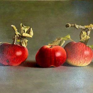 Frank Beuster – Drei rote Äpfel