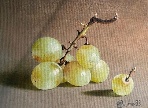 Frank Beuster – Weintrauben