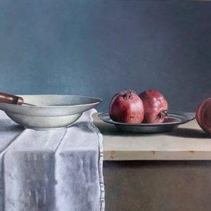 Frank Beuster – Granatäpfel
