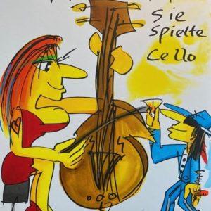 Udo Lindenberg – Sie spielte Cello