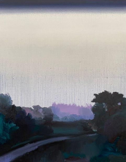 Lilac Morning II