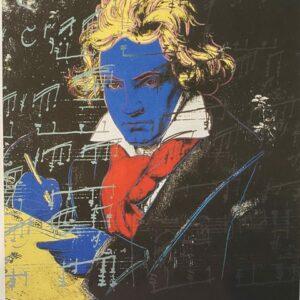 Andy Warhol – Beethoven 1982