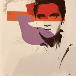 Andy Warhol – Elvis 1977
