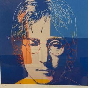 Andy Warhol – John Lennon 1972